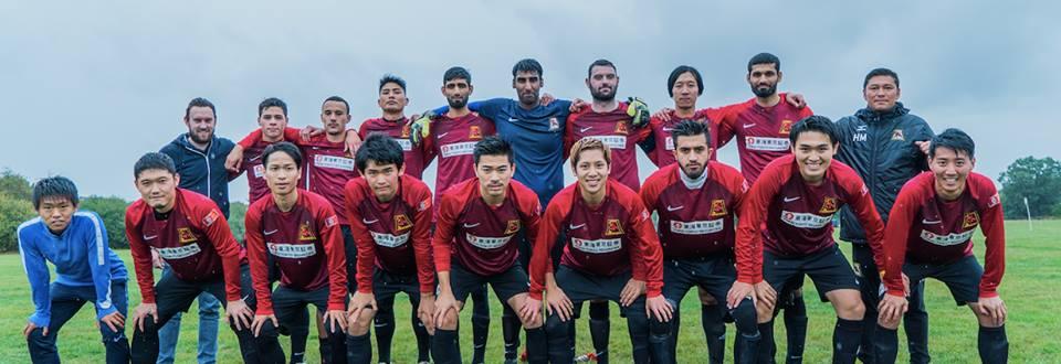 Samurai Team Photo