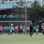 Women's team taking on Hampton & Richmond Borough